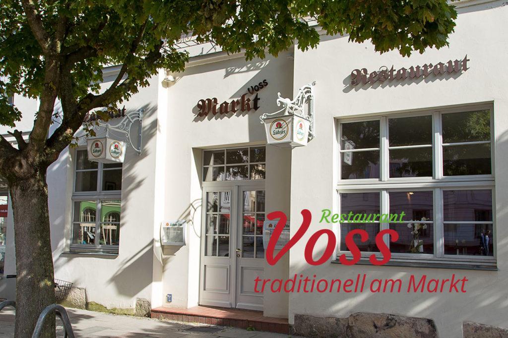 Referenzen Page1: Markt-Restaurant Voss