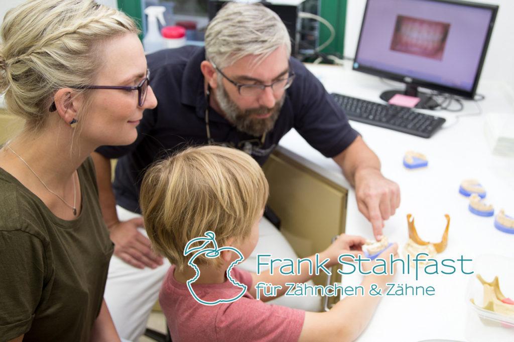 Referenzen Page1: Zahnarztpraxis Frank Stahlfast